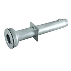 "Wall conduit 2"" 350 mm for liner pools AISI-304"