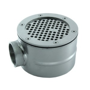 Main drain d 154 mm, for liner