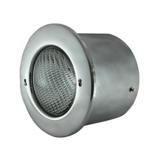 Underwater light 300W for tiled pools AISI 316L