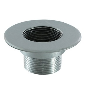 Vacuum cleaner adapter for tiled pools AISI 304
