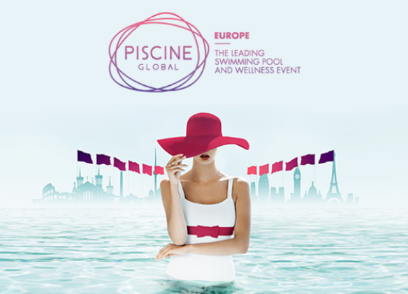 Participation in the exhibition PISCINE GLOBAL 2018